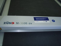 Cutting plotter ZÜND M-1600