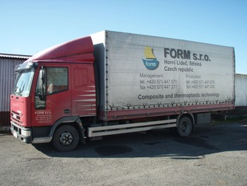 IVECO 7,5 t.