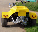 Structural elements for two-wheelers