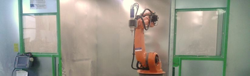 Robotic manufacturing